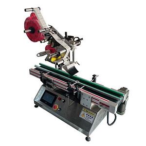 máquina de impresión de etiquetas adhesivas para botellas