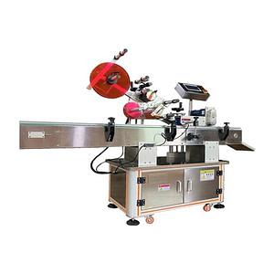 Máquina de etiquetado envolvente de tarro redondo
