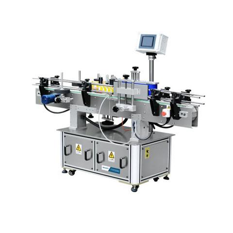 máquina de etiquetado