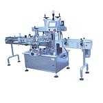 Latas de especias máquina de etiquetado