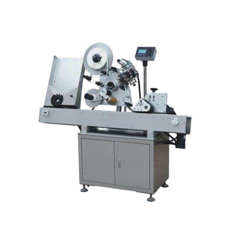Máquina etiquetadora pelo método