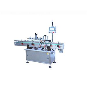máquina de etiquetado de impresión automática en línea
