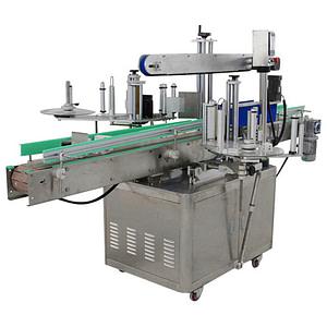máquina etiquetadora de botellas de champú China
