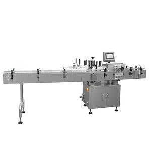 máquina de etiquetado en 2 lados