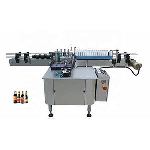 máquina de etiquetado de impresión de cajas