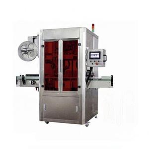 máquina de etiquetado Horizontal de salchichas
