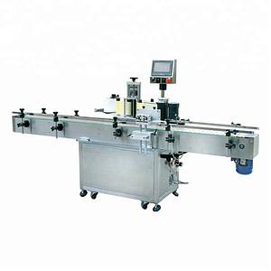 máquina de etiquetado de mangas