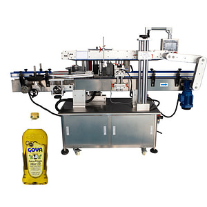 de impresión en línea máquina de etiquetado