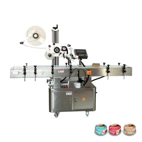 Máquina etiquetadora facilita el etiquetado de productos. | Medium