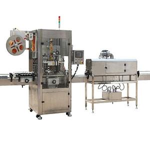 máquina de etiquetado automático para bandejas de huevos