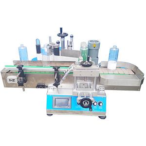 Máquina etiquetadora de botellas de líquido electrónico