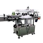 máquina de etiquetado bio superficie superior