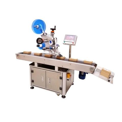 Máquina de etiquetado y tapado