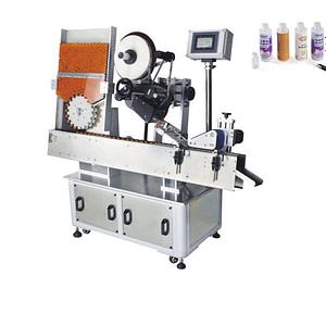máquina de etiquetado de tres lados