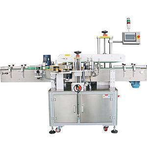Máquina de pegado de etiquetas de cartón