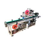 Máquina etiquetadora con paginación
