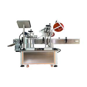Máquina etiquetadora de soja