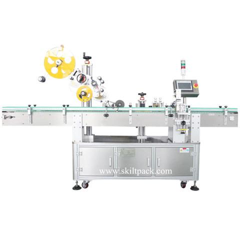 Máquina De Etiquetado Semiautomática Para Botellas... - YouTube