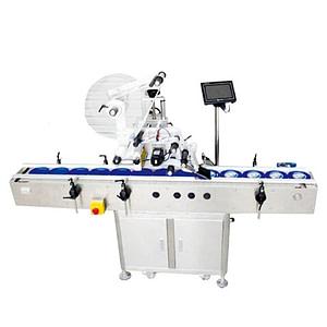 Máquina de etiquetado por pulverización completa