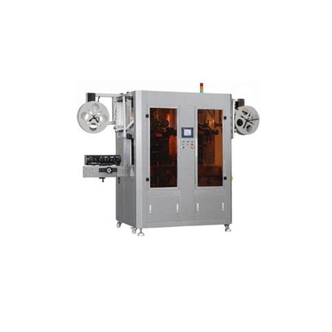 Máquina automática del pegamento del derretimiento de etiquetado