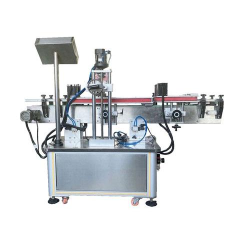 Maquinas Etiquetadoras Semiautomáticas | Solge