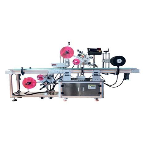 Maquina Etiquetadora para Botellas Redondas de Tipo Automatica