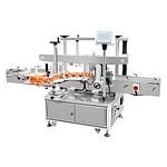 máquina de etiquetado de bandeja