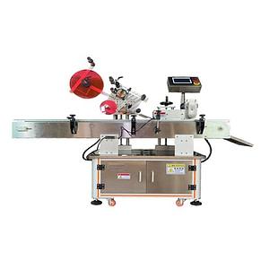 máquina de etiquetado de control PLC
