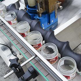 Etiquetadora automática de pegamento húmedo