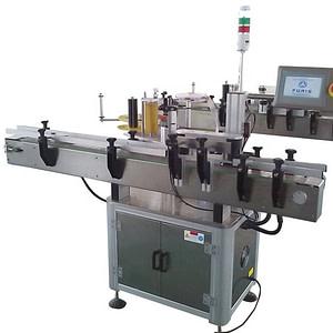 máquina de etiquetado para etiquetado plano