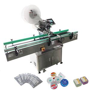 máquina de etiquetado con tarjetas rfid lateral superior