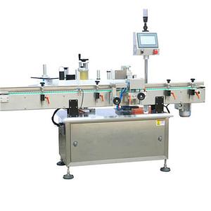 Máquina de etiquetado superior e inferior