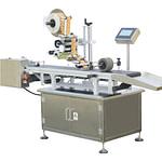 Máquina de etiquetado de tarjeta de papel plana