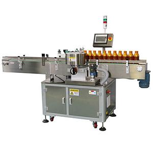 máquina de etiquetado para el vino