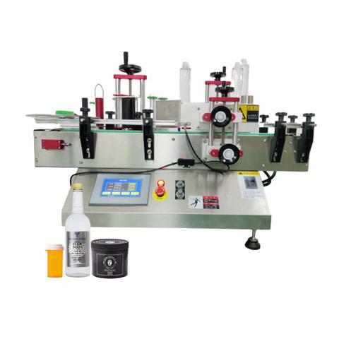Máquinas de etiquetado, Máquinas de empacado, Rinou
