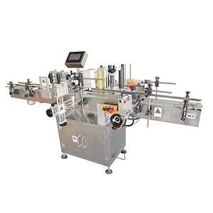 Rotary etiqueta adhesiva máquina de etiquetado