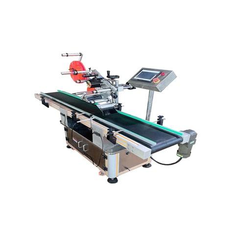 Máquina etiquetadora manual para botellas - Italina Modelo A1