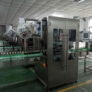 máquina de etiquetado lateral superior China