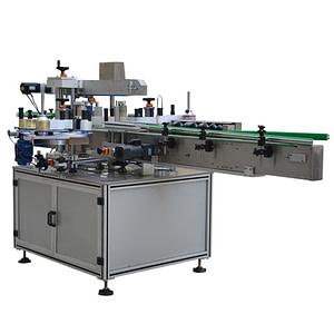 máquinas de etiquetado de bandejas de alimentos