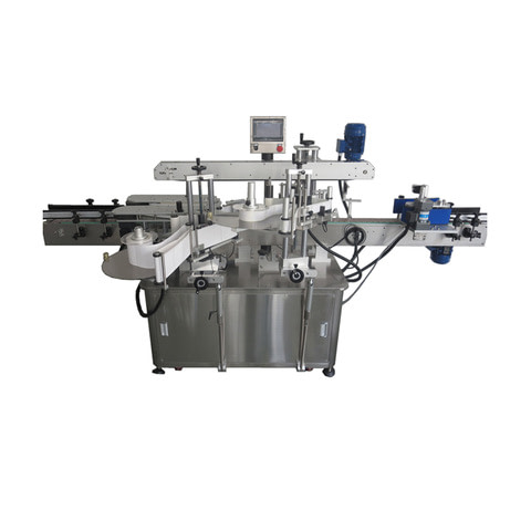 Máquina etiquetadora manual para botellas Italina - Instrucciones de...