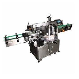 máquina de etiquetado comercial de alta velocidad