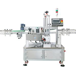 Máquina de etiquetado de etiqueta de pvc