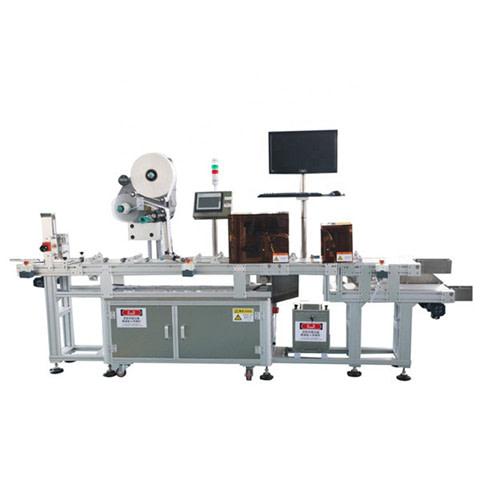 Venta de máquinas para etiquetado industrial | SOLINT