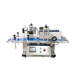 Máquina de etiquetado de tres pegatinas