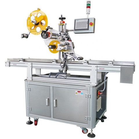 Máquina etiquetadora manual al mejor PRECIO