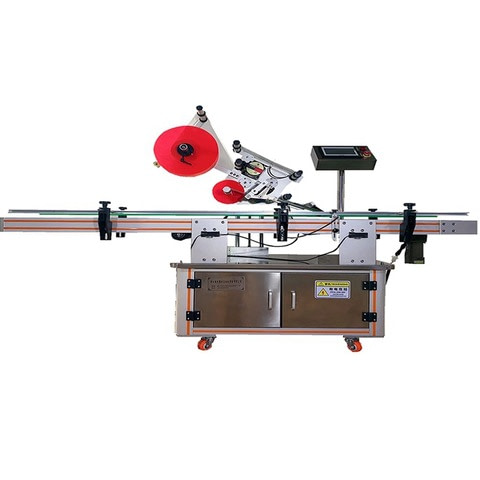 Automatic Sticker Labeling Machine - Manufacturers...