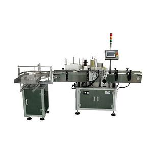 máquina de etiquetado de varios lados