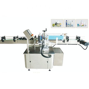 Completa máquina de etiquetado automático Sistema de huevo