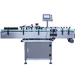 máquina etiquetadora con impresora de fecha
