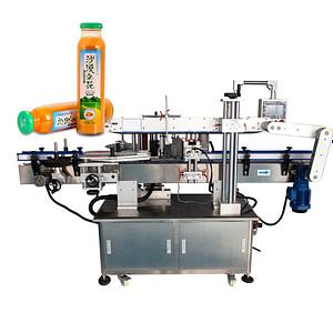 automático redondo 250 ml puede una etiqueta etiquetadora